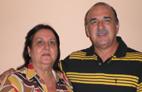 Foto do pastor Antônio Carlos Rocha