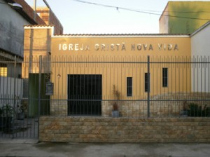 Foto da igreja ICNV Jacutinga