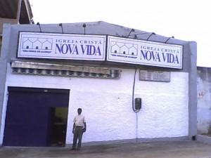 Foto da igreja ICNV Jardim América