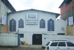 Foto da igreja ICNV Jardim Primavera