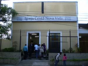 Foto da igreja ICNV Lote XV
