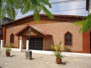 Foto da igreja ICNV  Mesquita
