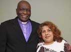Foto do Bispo Carlos Alberto