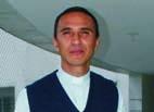 Foto do Pastor Gilson de Souza