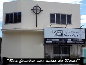 Foto da igreja ICNV Parque Lafaiete