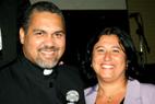 Foto do Pastor Ronaldo Dias