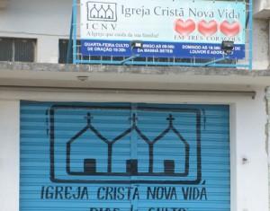 Foto da igreja ICNV Três Corações