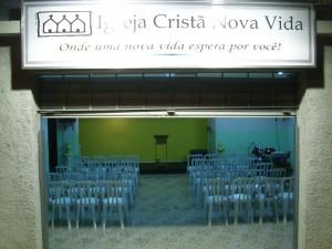 Foto da igreja ICNV Varginha