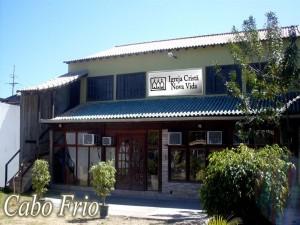 Foto da igreja ICNV Cabo Frio