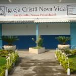 Foto da igreja ICNV Magé
