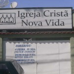 Foto da igreja ICNV Imbariê