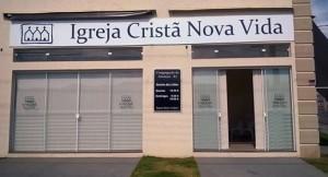 Foto da igreja ICNV Poços de Caldas