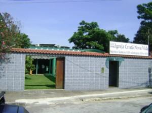 Foto da igreja ICNV Sarapuí