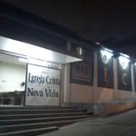 Foto da igreja ICNV Vila Humaitá