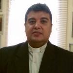 Foto do Pastor Roberto Carlos de Castro