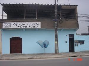 Foto da igreja ICNV Piabetá